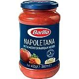 Barilla Sugo Napoletana Pasta Sauce, 400 gm (Pack of 1)