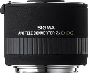 Sigma Af Ex Dg 2x Apo Tele Converter For Sigma Camera Camera Photo