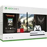 Xbox One S 1TB - The Division 2 Bundle