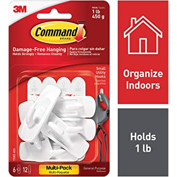 fa0492474c6 Command Designer Plastic Hooks