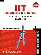 IIT Foundation & Olympiad Explorer Class - 9 - Maths