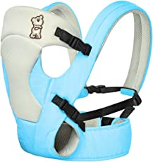 R for Rabbit Baby Carrier (Blue Grey)