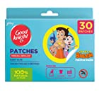 Good Knight - Natural Mosquito Repellent Patches - (Pack of 30)