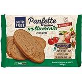 Nutri Free Panfete Rustico Multicereale - 320 g, Senza glutine