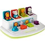 Battat – Amici Pop-Up – Associazione colori e animali – Giocattolo pop-up – Per bambini di 18 mesi in su