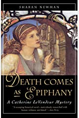 Death Comes As Epiphany (Catherine Levendeur) Paperback