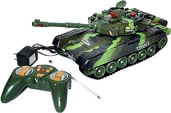 Toyshine Remote Control Tank - Big Size