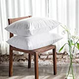 Story@Home Hypoallergenic, Waterproof and Dustproof Pillow Protector, 17 Inch X 17 Inch (Set of 2) (White)