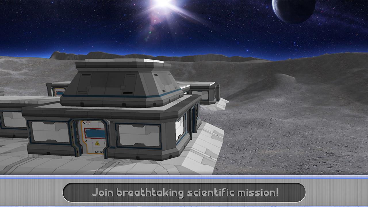 moon base space engineers - photo #8