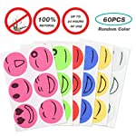 Goglor Mosquito Patch, 60Pcs Natural Non Toxic Mosquito Repellent Patches Stickers, Insect Repelling Stickers for Kids...