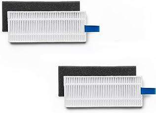 Eufy RoboVac Replacement Filter Set, RoboVac 11+ and RoboVac 11c Pet Edition