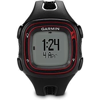 Garmin Forerunner 10 GPS Lauf-Uhr mit Mit Auto-Lap für