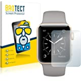 brotect Pellicola Protettiva Opaca Compatibile con Apple Watch Series 2 (38 mm) Pellicola Protettiva Anti-Riflesso (2 Pezzi)
