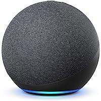 Nuovo Echo (4ª generazione) - Audio di alta qualità, hub per Casa Intelligente e Alexa - Antracite