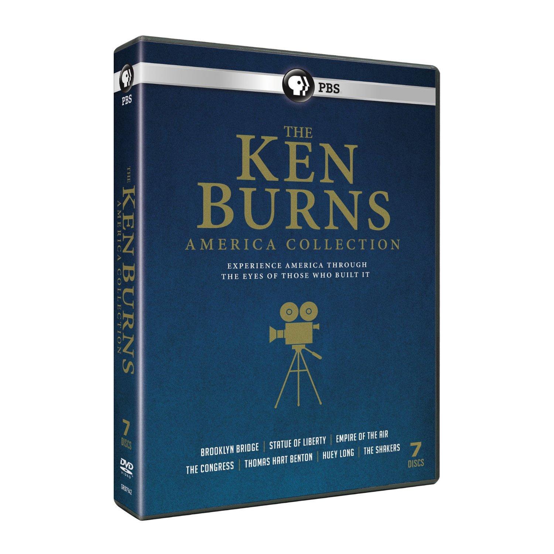 The Ken Burns America Collection DVD [Region 2 UK Version] [Edizione: Regno Unito]