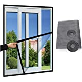 Yuly Window Mesh Net Cat Protection,Transparant vliegenscherm zelfklevend raamscherm,Insect muskietenscherm gaas,Op maat gesn