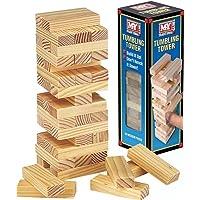 Empilage blocs en bois jeu de Jenga par Laeto Toys and Games