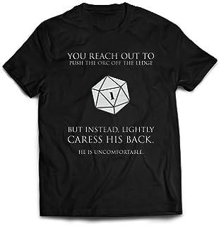 Maglietta da uomo Dungeons /& Dragons