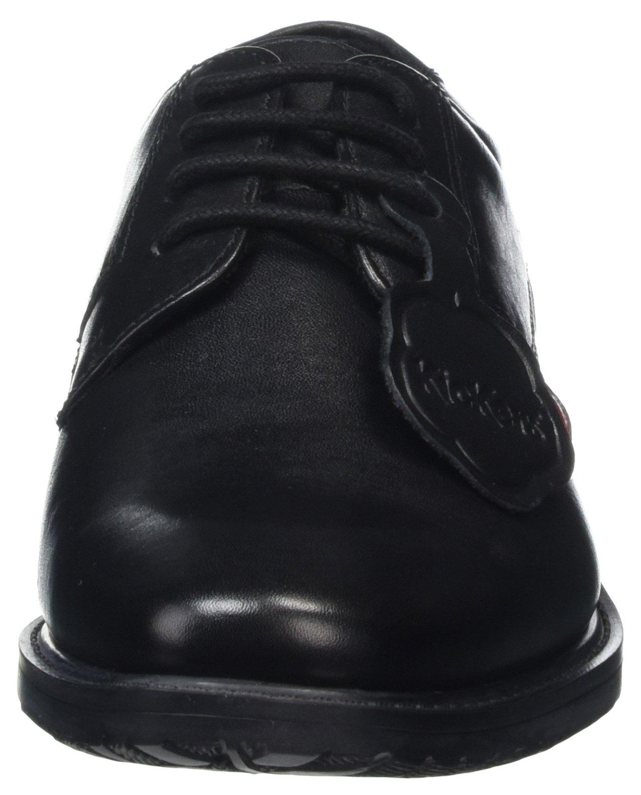 Kickers Chreston Lace MTO Lthr Ym, Zapatos de Cordones Derby Hombre