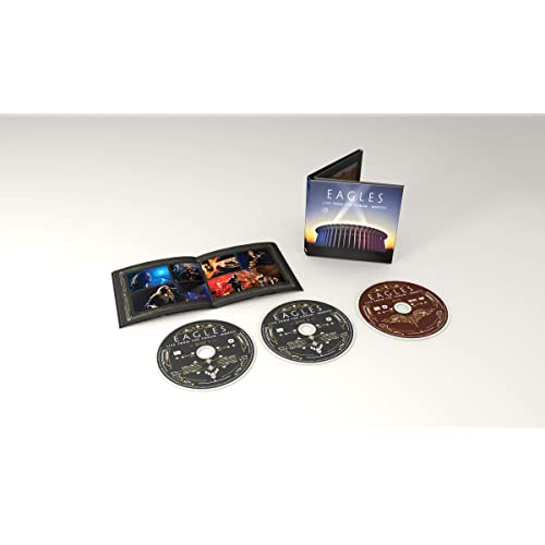 Live From The Forum Mmxviii (2 Cd + Dvd)