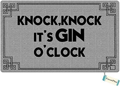 Amazon.de: Funny House Knock, Knock It 's Gin O? ¡¥ Uhr