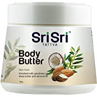 Sri Sri Tattva Natural Body Butter,150g(Pack of 1)