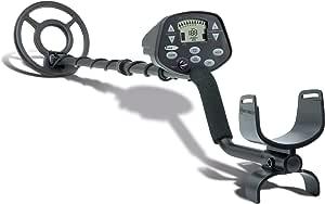 Bounty Hunter Discovery 3300 Metalldetektor Metallsuchgerät mit 11-Segment-Zielobjekt-Identifizierung