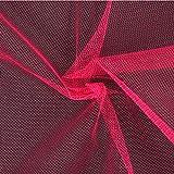 Fabulous Fabrics Tüll Klassisch hot pink — Meterware ab
