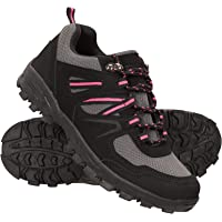 Mountain Warehouse McLeod Womens Walking Shoes - Lightweight, Warm, Durable, Breathable, Mesh Lining, Sturdy Grip…