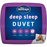 Silentnight Deep Sleep Täcke, Mikrofiber, Vit, 135 x 200 cm