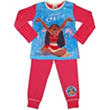 Disney Niñas Moana Stars Pijamas
