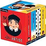 Little Artist Board Book Set: 1
