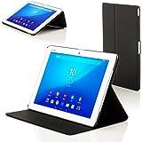 Forefront Cases Hülle für Sony Xperia Z4 Tablet 10.1 SGP771 Schutzülle Case Cover & Ständer - Dünn Leicht, Rundum…
