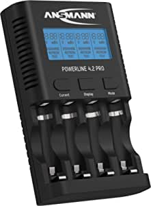 Ansmann Batterieladegerät Für 4x Aa Elektronik
