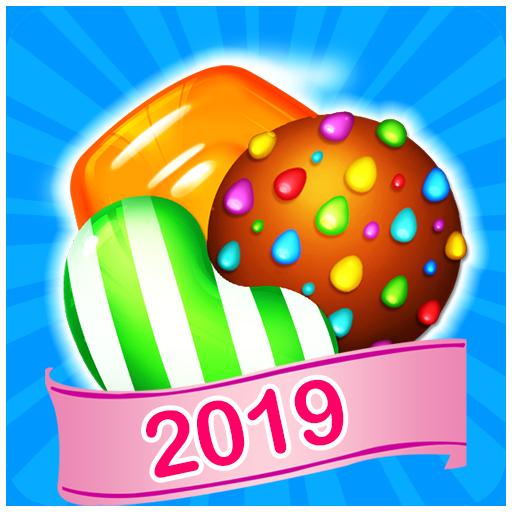 Cookie 2019 - Match 3