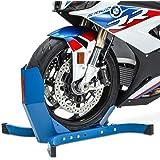 Vorderrad Wippe für Kawasaki VN 1600 Classic Tourer Constands Easy Plus blau