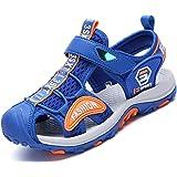 SAGUARO Sandalias para Niños Niñas Verano Sandalia para Deportivas Playa