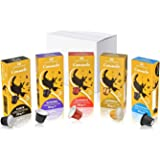 Consuelo - capsule compatibili Nespresso* Kit di assaggio, 50 capsule (5x10)