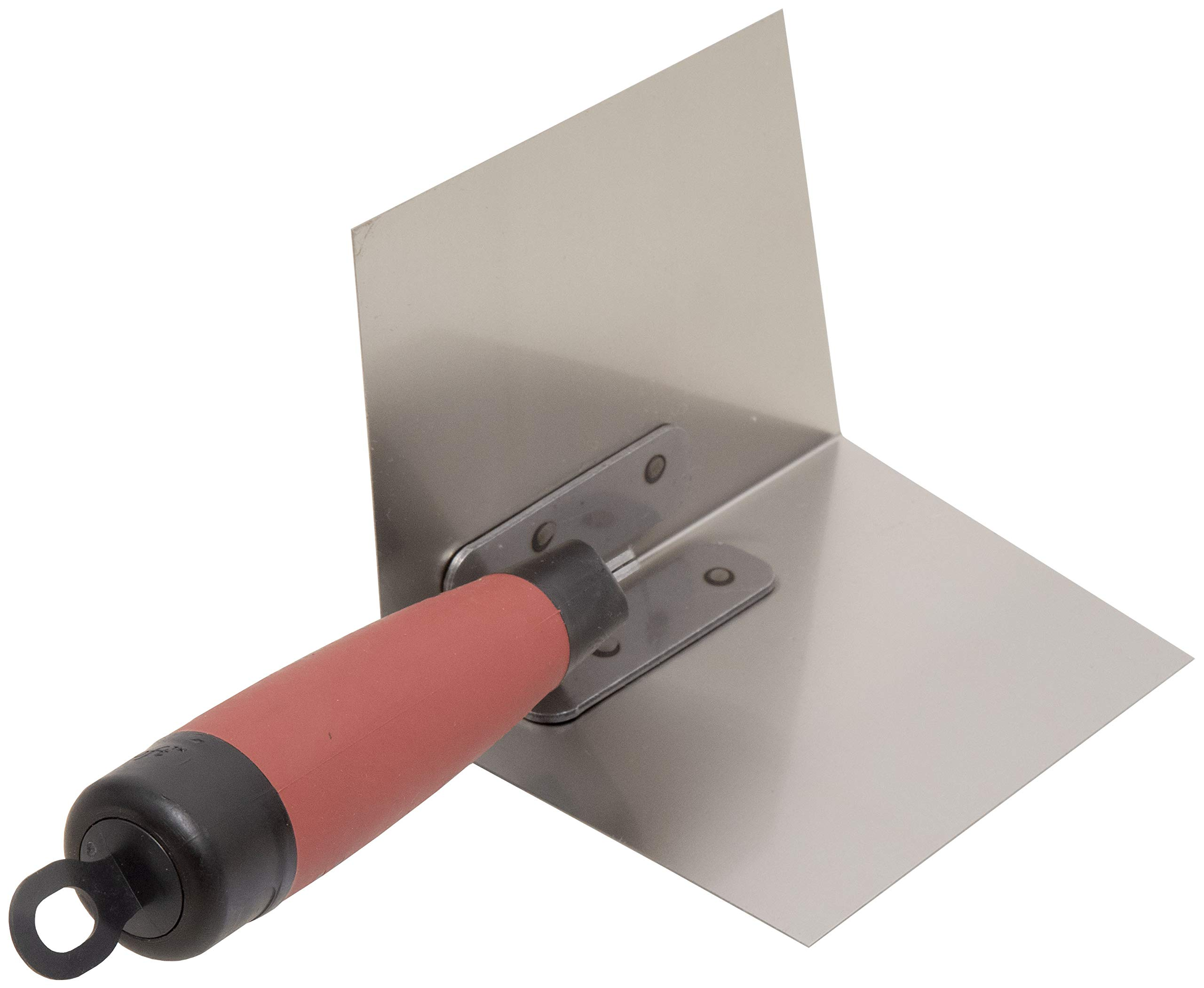 Silverline Plastering Inside//Outside Internal//External Corner Trowel Set 633461