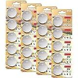 Batterie au Lithium (CR 2032, Blister DE 20 Piles Lithium 3V)
