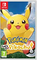 Pokemon Let'S Go : Pikachu [Nintendo Switch]