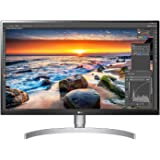 "LG, 31,5"", Monitor UHD 4K, Czarny"