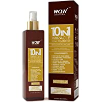 WOW 10 in 1 Miracle No Parabens & Mineral Oil Hair Revitalizer Mist Spray, 200mL