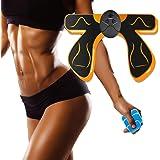 WARDBES EMS Elettrostimolatore Glutei, Elettrostimolatore Muscolare, Elettronico Natica Trainer, Allenatore Intelligente per
