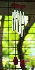 Generic Paradigm Wind Chimes for Home Positive Energy Balcony Bedroom with Good Antique look (Multicolour)