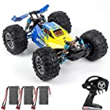 XLF F17 70km/h High Speed Racing Car 1/14 2.4GHz 4WD RC Car for Adults Off-Road Drift Car RTR Brushless Motor Metal Chassis w