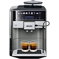 Siemens EQ.6 Plus s500 TE655203RW – Machine à café automatique avec écran tactile – Permet de préparer deux tasses…