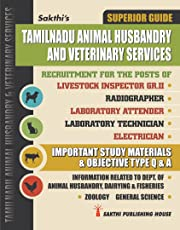TAMILNADU ANIMAL HUSBANDRY & VETERINARY SERVICES IMPORTANT STUDY MATERIALS AND OBJECTIVE TYPE Q & A (E)