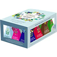 English Tea Shop Assortimento di Tè e Tisane del Benessere in Cofanetto Regalo - 1 x 12 Piramidi di Tè (24 Grammi)