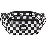 Urban Classics Top Handle Shoulder Bag - Borsa a tracolla, 33 cm, nero/bianco (Multicolore) - TB2550